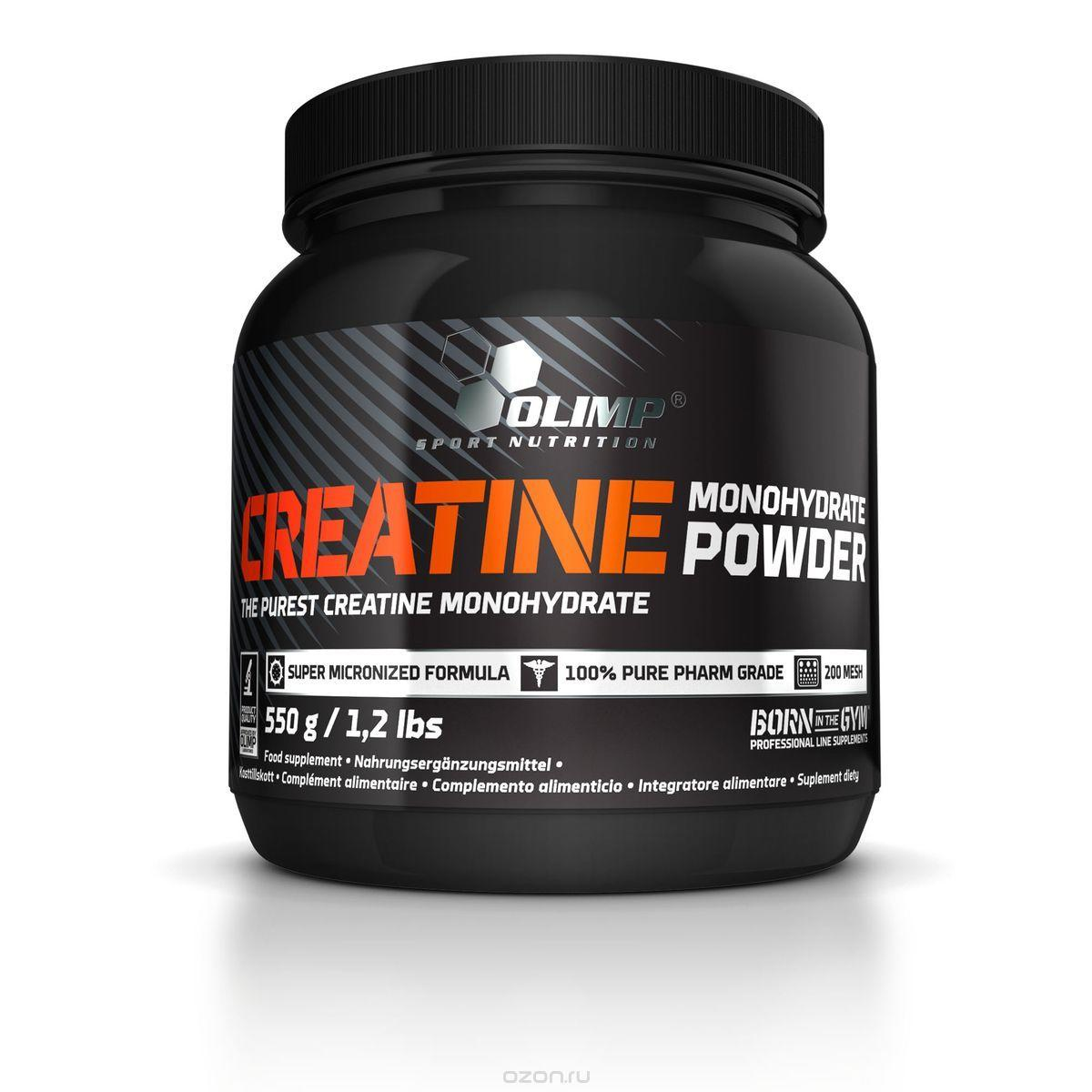 Olimp Creatine Monohydrate Powder /550 r./