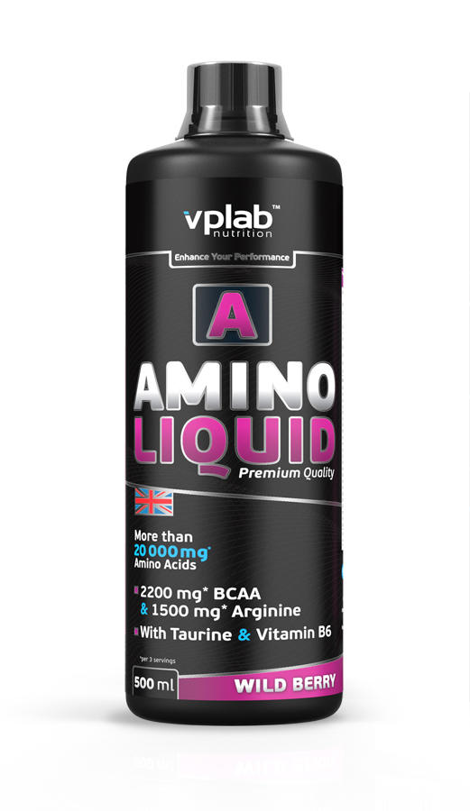 VP Laboratory Amino Liquid /500 ml./