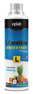 VP Laboratory L-Carnitine Concentrate /500 ml./