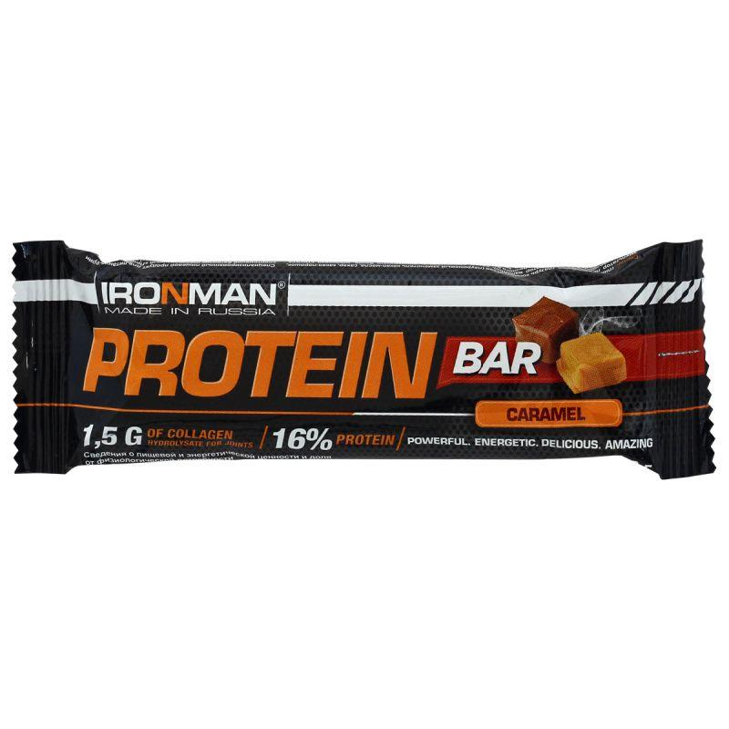 Ironman Protein Bar с коллагеном /50 g./