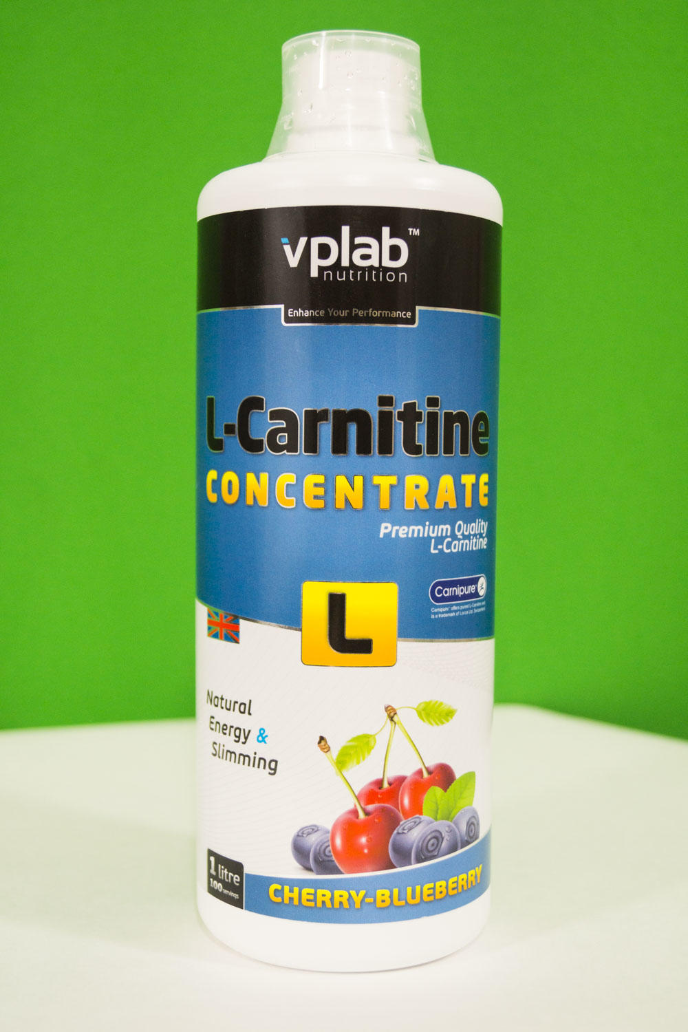 VP Laboratory L-Carnitine Concentrate /1000 ml./