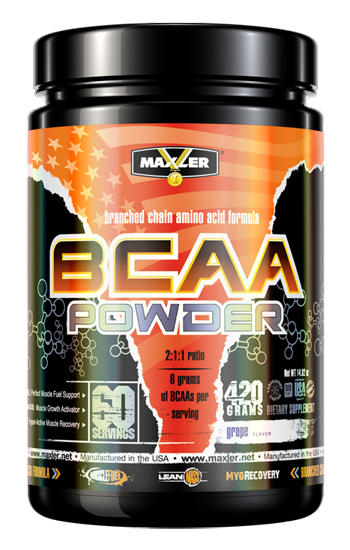 Maxler BCAA Powder /420 г./