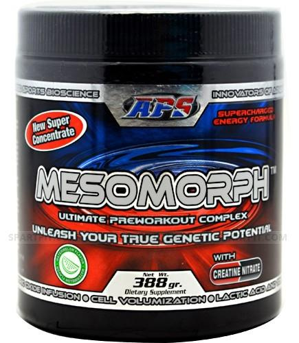 APS Nutrition Mesomorph /388 г./