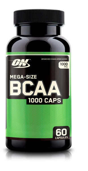 Optimum Nutrition BCAA 1000 /60 капс./