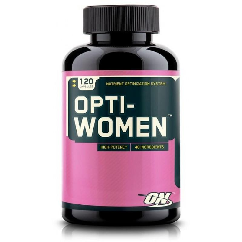 Optimum Nutrition Opti-Women /60 капе./