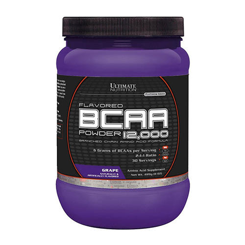 Ultimate Nutrition ВСАА 12000 Flavored Powder /228 г./