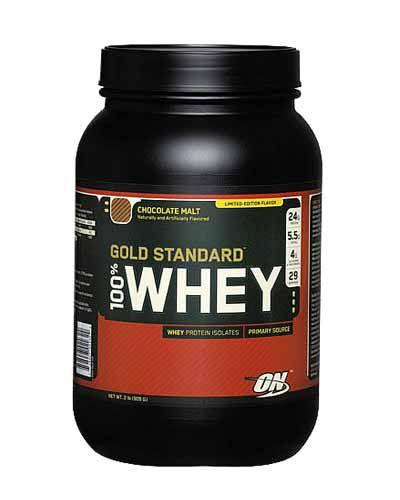 Optimum Nutrition 100% Whey Gold Standard /912g./