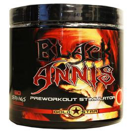 Gold Star Black Annis Extreme Pre Workout