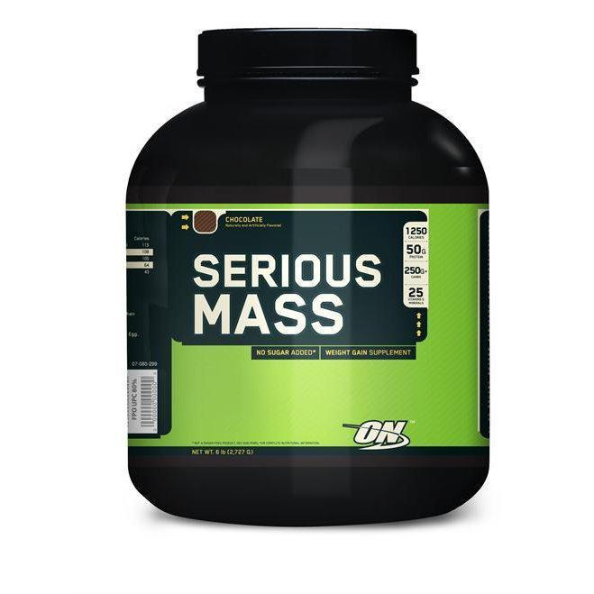 Optimum Nutrition, Serious Mass /2724 г./
