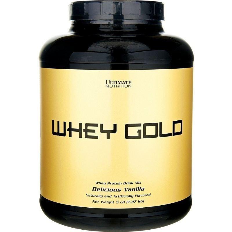 Ultimate Nutrition Whey Gold /2270g./